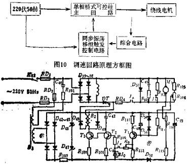 数控自动绕线机的整形电路原理