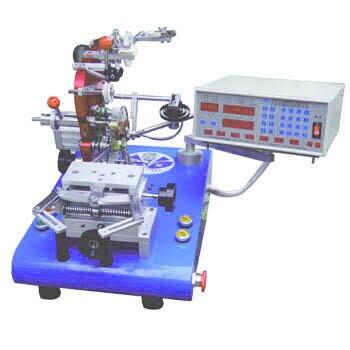 全自动绕线机的主轴系统结构原理